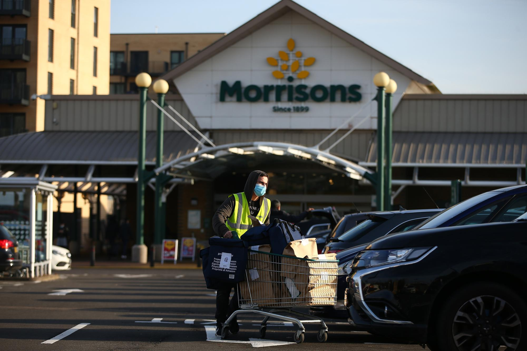 Morrisons Announces Its Car Parks Will Become Covid 19 Vaccination Sites The Star