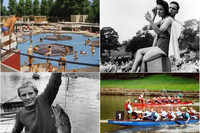 Decades of fun in Sheffield parks