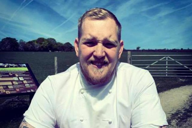 Luke Rhodes will be the head chef at Whirlow Hall Farm's new café, opening soon (pic: Whirlow Hall Farm/Luke Rhodes)