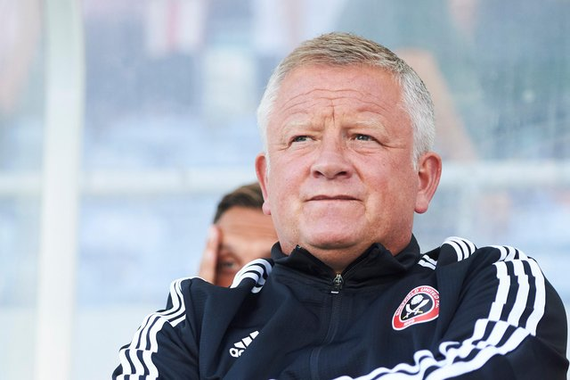 Former Sheffield United manager Chris Wilder has thanked the players and the fans: Aitor Alcalde/Getty Images
