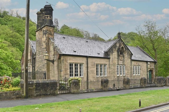 """The Old School House is described as """"a truly stunning family home""""."""
