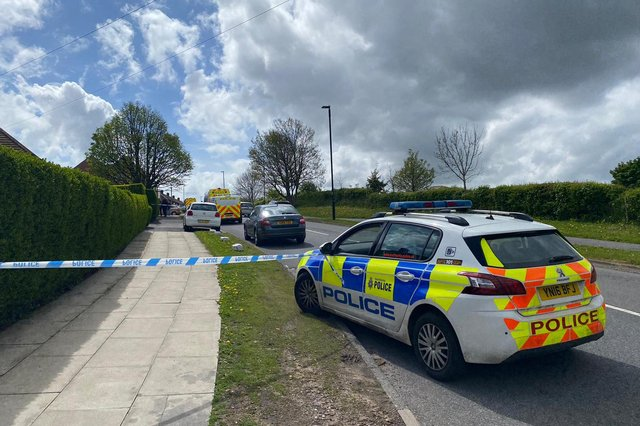 A boy arrested over two shootings on Manor Lane, Sheffield, has been bailed