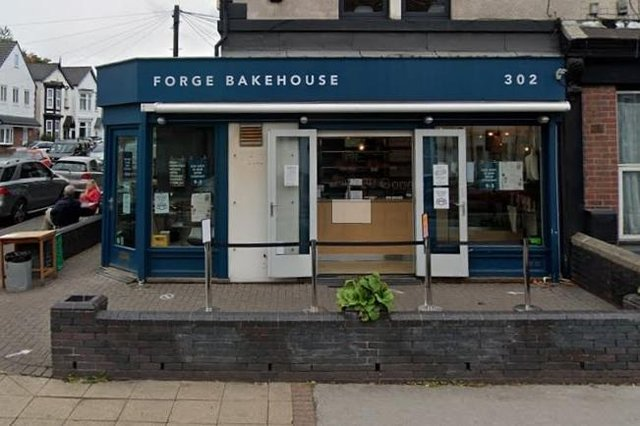 Forge Bakehouse