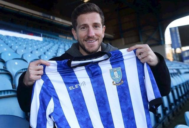 Sam Hutchinson is back at Sheffield Wednesday. (via swfc.co.uk)