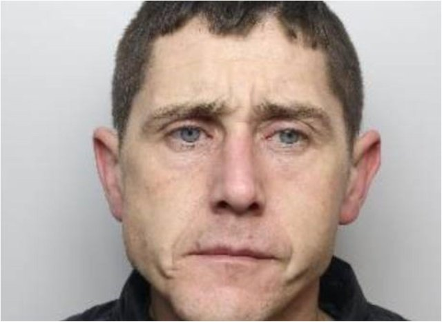 Paul Gavin is wanted by South Yorkshire Police