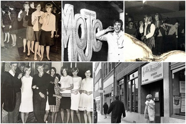 What are your favourite Sheffield venues of the swinging sixties?