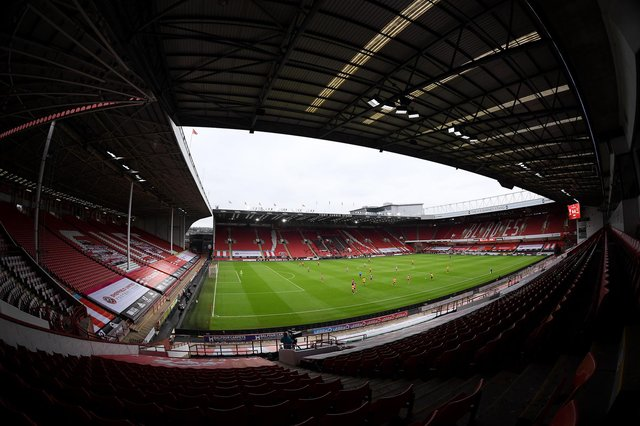 The Blades start, and end, the 2021/22 Championship season at Bramall Lane (Laurence Griffiths/Getty Images)