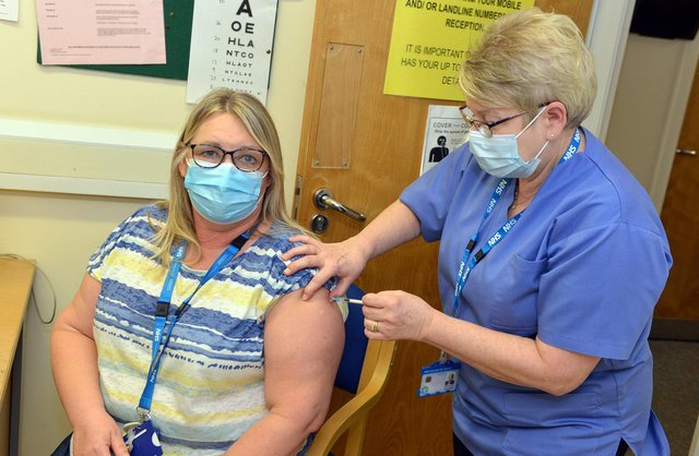 Over 7 million doses of the COVID-19 vaccine have been administered in the North East and Yorkshire.