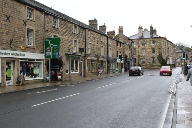 Shops in Bakewell