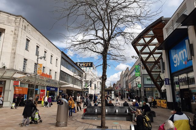 Firms in Sheffield pay for cover for times in of crisis.