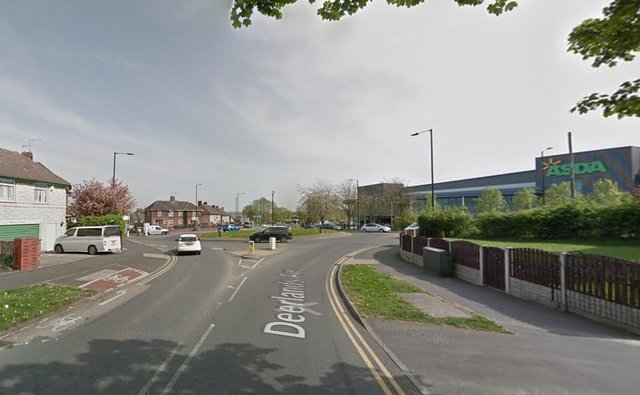 Deerlands Avenue, Sheffield, where a 15-year-old girl was sexually assaulted (pic: Google)