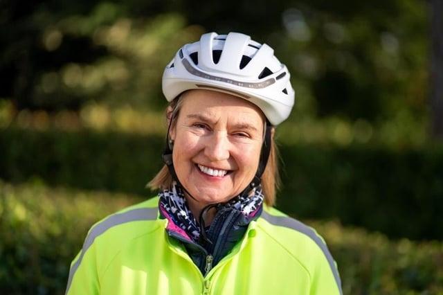 Susan Dunigan, 67, of Fulwood, who is sharing her story as part of Diabetes Awareness Week
