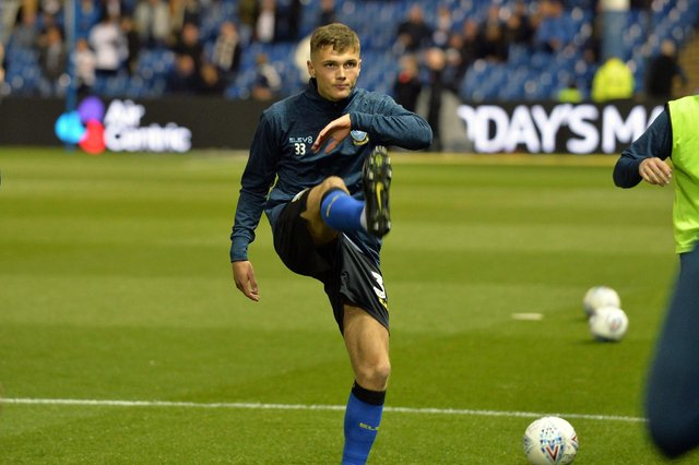 Isaac Rice is expected to leave Sheffield Wednesday. (Pic Steve Ellis)