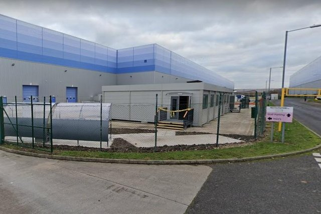 Thefts have been reported from staff lockers at the Pretty Little Thing warehouse on Shepcote Lane in Tinsley, Sheffield (pic: Google)