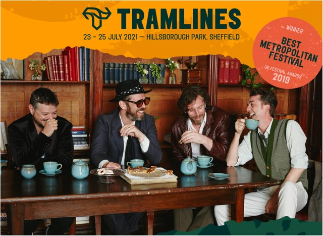 Supergrass are to appear at Tramlines