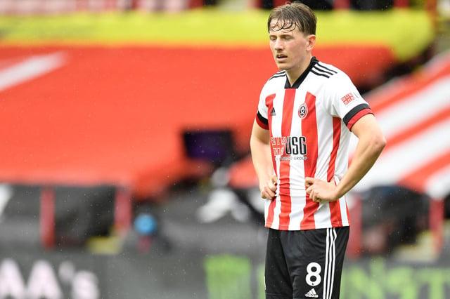 Sheffield United's Norwegian midfielder Sander Berge: PETER POWELL/POOL/AFP via Getty Images