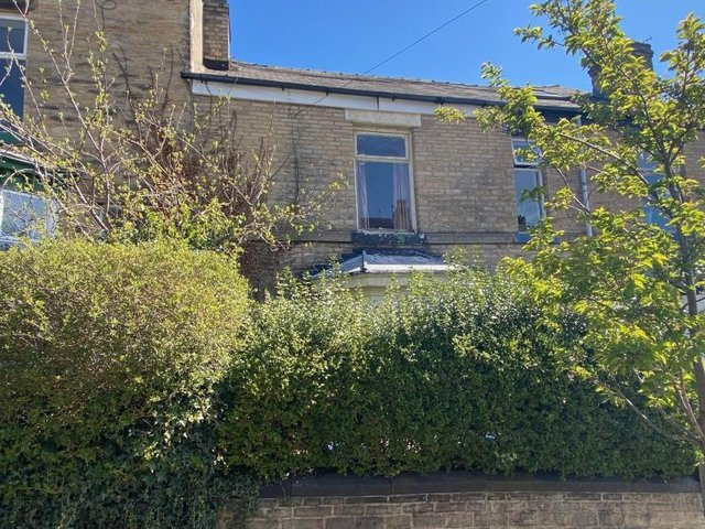 The house on Mona Road, Crookes, is in need of renovation
