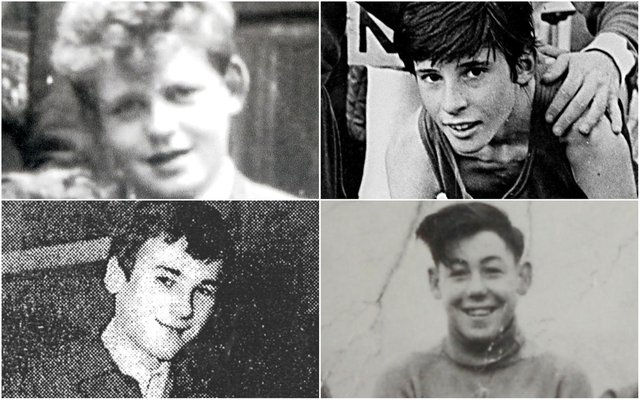 Four Sheffield celebrities before they were famous