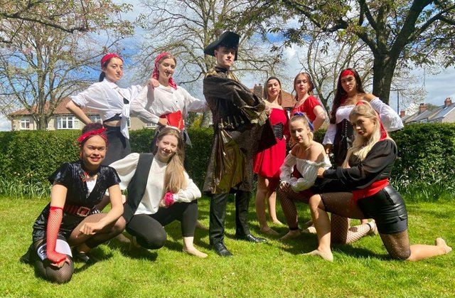 Students at June D Gill Dance school will perform Peter Pan next year despite facing many setbacks.