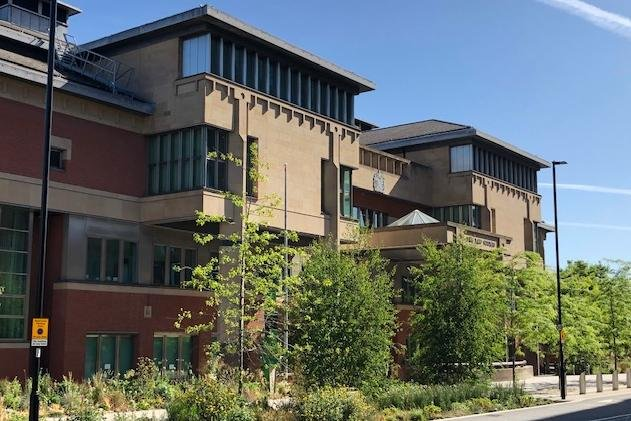 Sheffield Crown Court, pictured, heard how a troubled Sheffield drug-dealer has been warned by a judge to address his problems or he faces going to prison.
