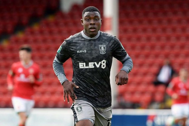 Fisayo Dele-Bashiru is one of the Sheffield Wednesday youngsters hoping to make the step up this season.