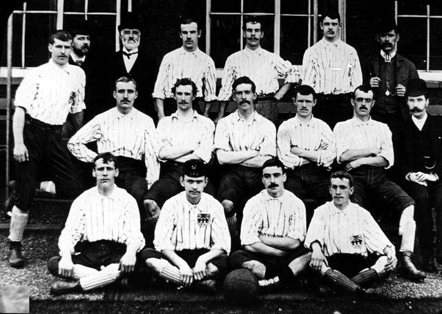 Sheffield United, 1890