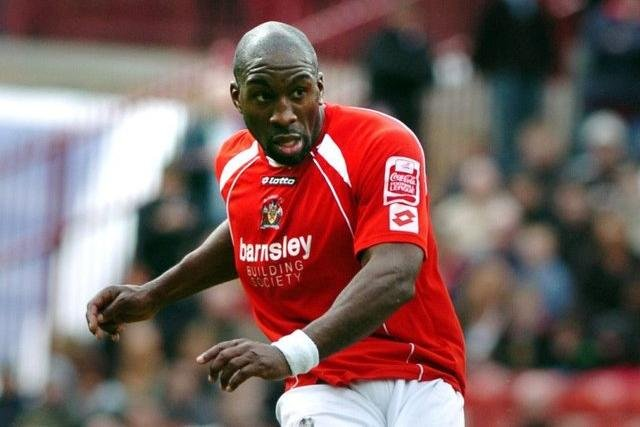 Darren Moore played for Barnsley for two years.