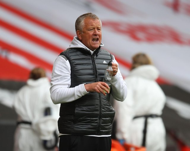 Chris Wilder remains a huge admirer of David Brooks and clearly wants Rhian Brewster: Simon Bellis/Sportimage