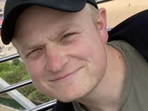 Ben Whittington, 26, is missing from his home in Sheffield