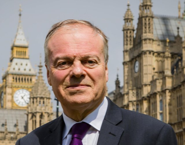 Clive Betts MP.