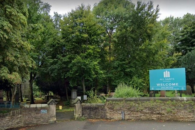 All Saints Church in Ecclesaall are holding an event called Caring for God's Acre