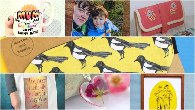 Mother's Day Gifts by Sheffield Sellers on Etsy