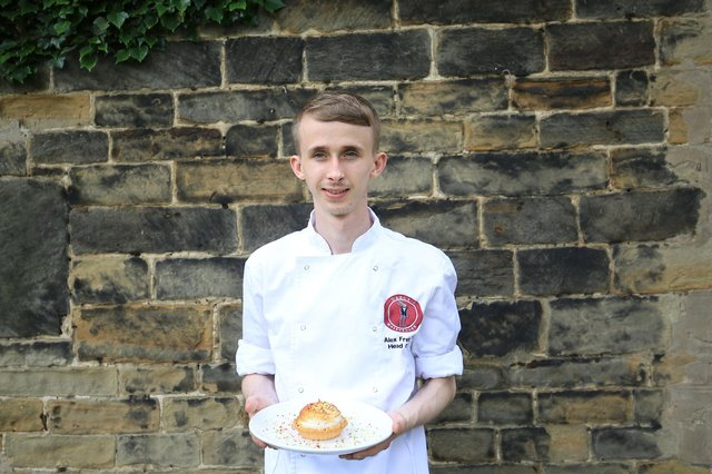 Food review at Mosborough Hall Hotel. Head chef, Alex Fretwell. Picture: Chris Etchells