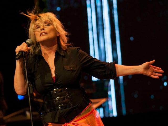 Un nuevo documental de Blondie titulado Blondie: Vivir en la Habana se estrenará en Sheffield Doc Fest este verano.  Foto de ANARAY LORENZO