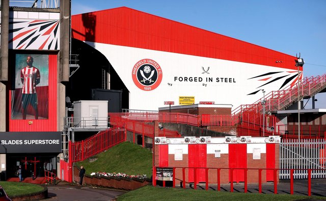 Sheffield United face several midweek trips away from Bramall Lane
