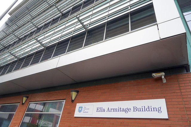 Sheffield University's Ella Armitage building where the Department of Archaelogy is located. Picture Scott Merrylees