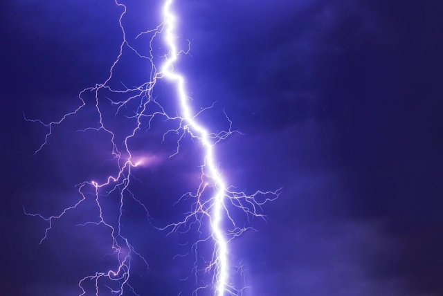 Thunderstorms are forecast for Sheffield