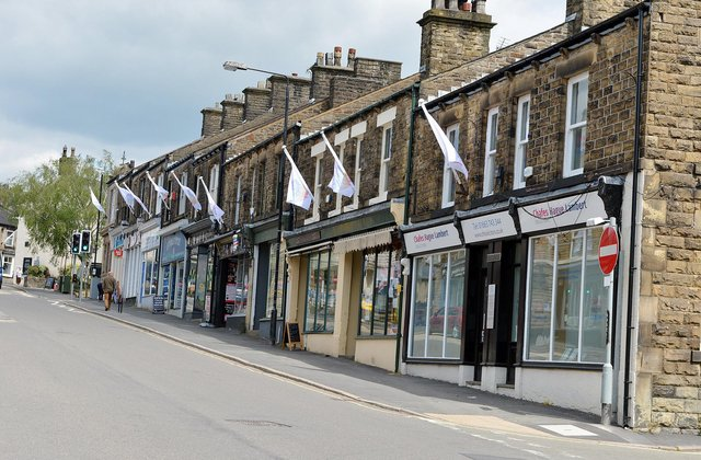 New Mills shops and buisnesses