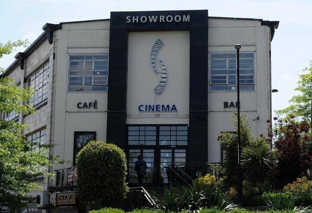 Showroom Cinema, Paternoster Row.