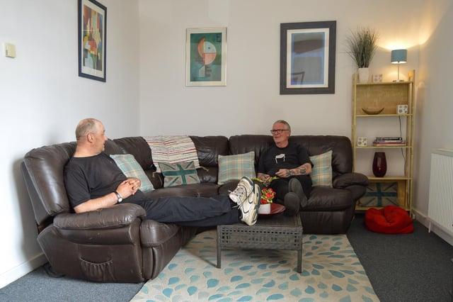 B&Q grant creates a home environment for Emmaus Sheffield