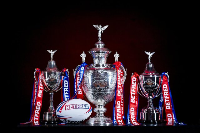 Betfred Challenge Cup news