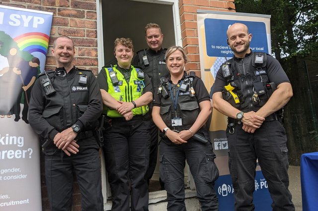 A new community house to be used as a hub for police and partners has officially opened in Page Hall, Sheffield