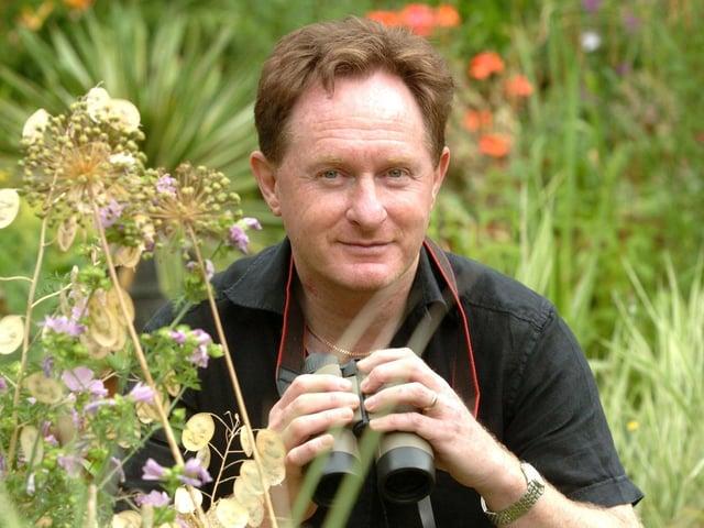Sheffield wildlife and environment expert Professor Ian Rotherham