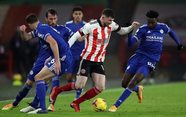 Mark Lawereson's Sheffield United scoreline prediction ahead of Leicester City game