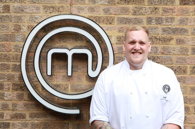 Luke Rhodes from Sheffield has been picked as one the MasterChef: The Professionals 2020 contestants. Picture by Plank PR.