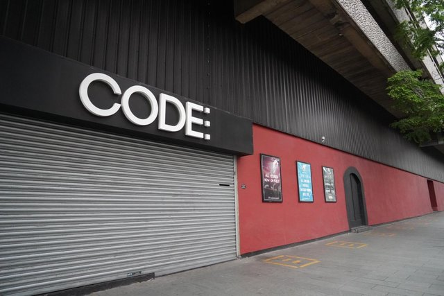 Code, Sheffield.