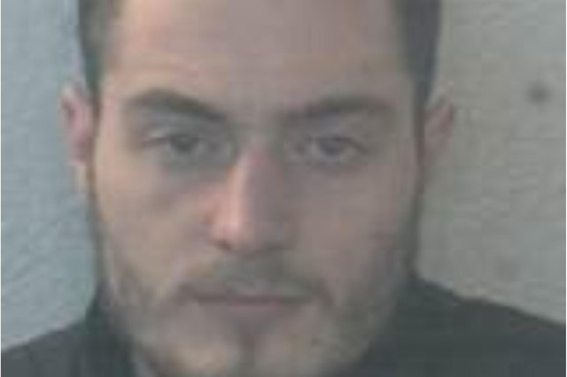 Jamie Wild is wanted by South Yorkshire Police