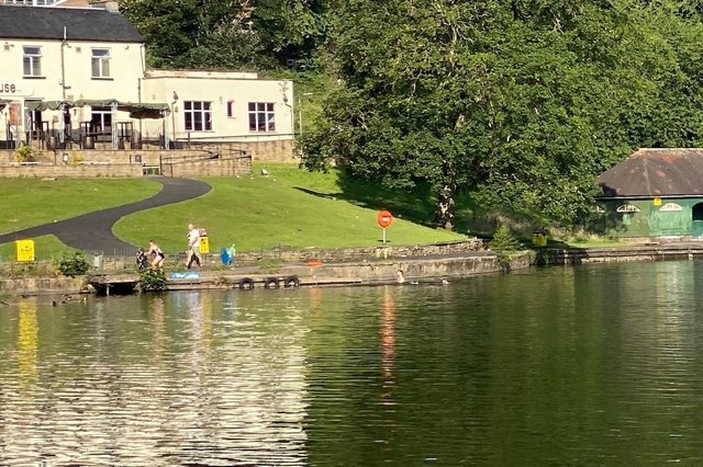 People across Sheffield are being urged by South Yorkshire Fire and Rescue not to go open water swimming after a man tragically died at Crookes Valley Park yesterday.