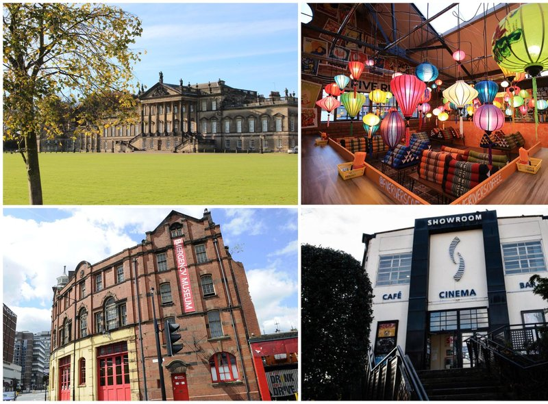 Here are ten of the best activities, events and venues that you can try out over the Bank Holiday and Half-term.