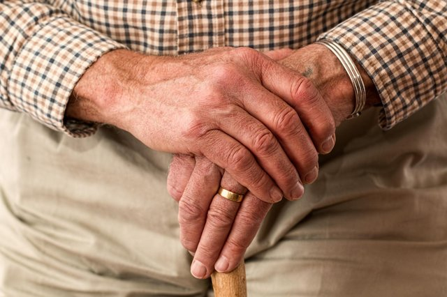 Volunteers are matched with isolated, older residents in an attempt to tackle loneliness.